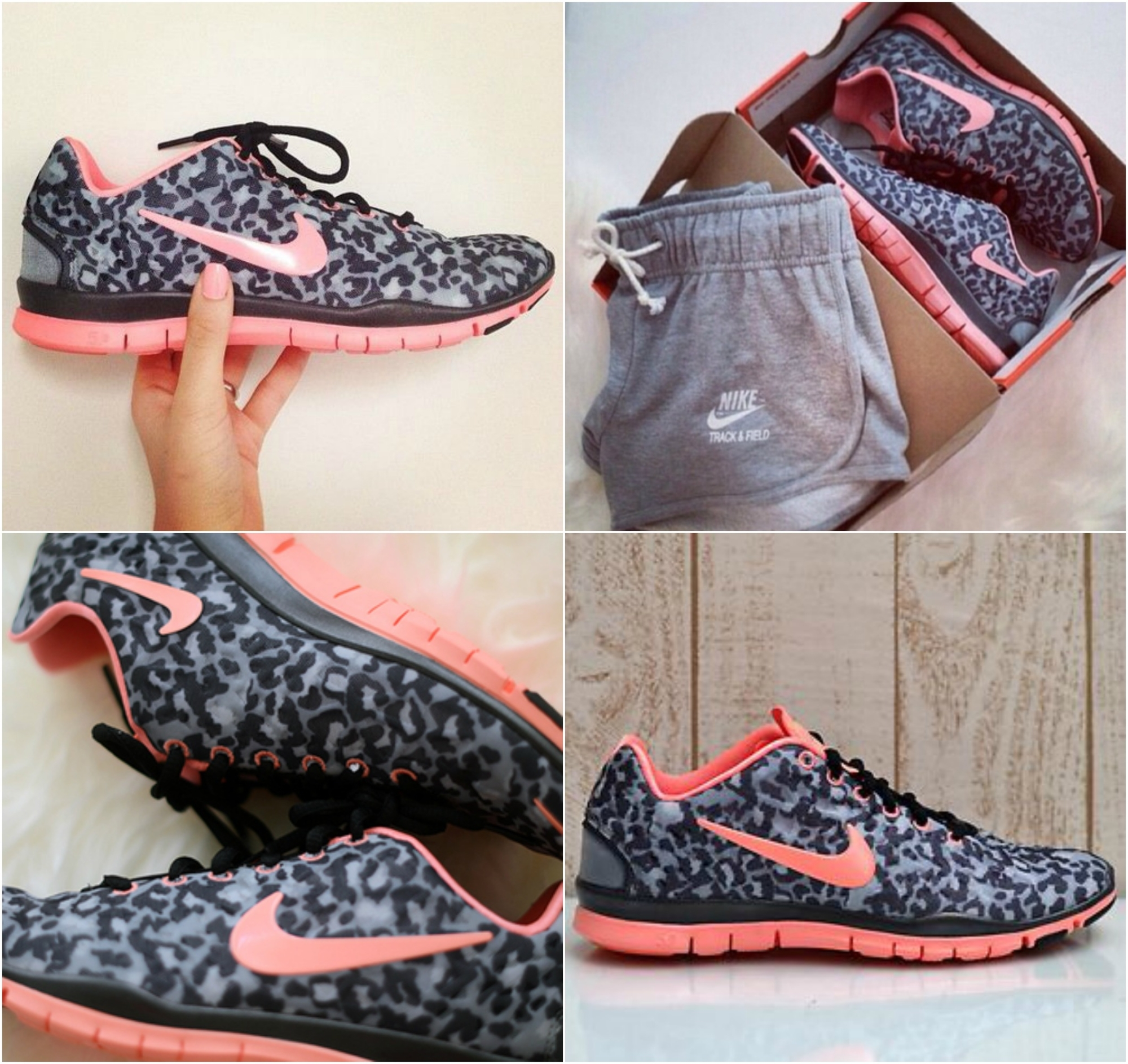 Nike tumblr background tvhw nu - Nike Leopard Skor